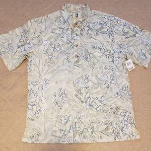 🖤NEW Kahala Aloha Shirt size L